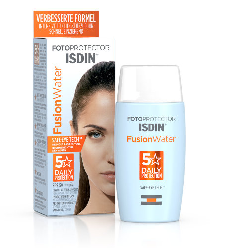 ISDIN Fotoprotector Fusion Water Emulsion SPF 50